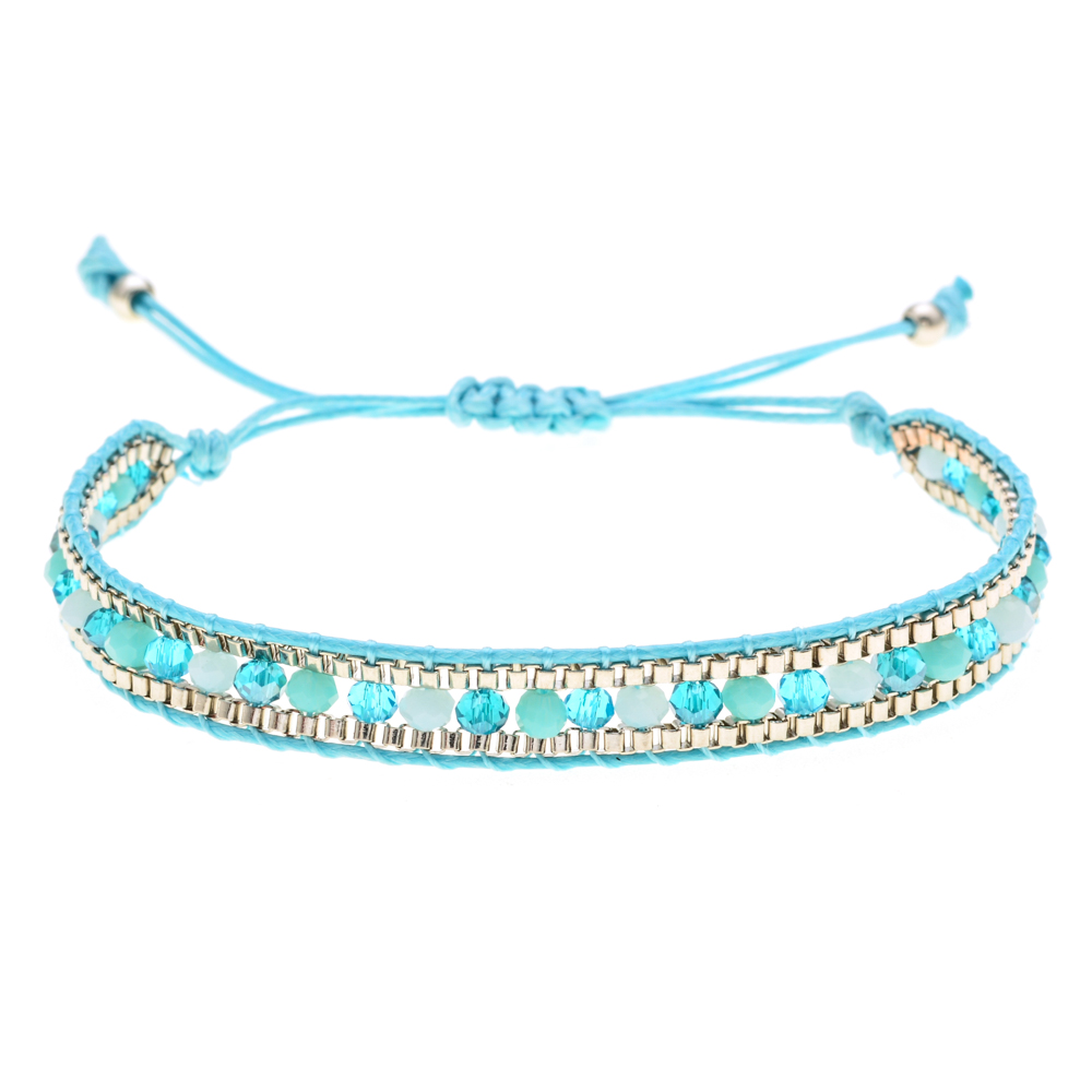 Adjustable Sliding Knot Bracelet