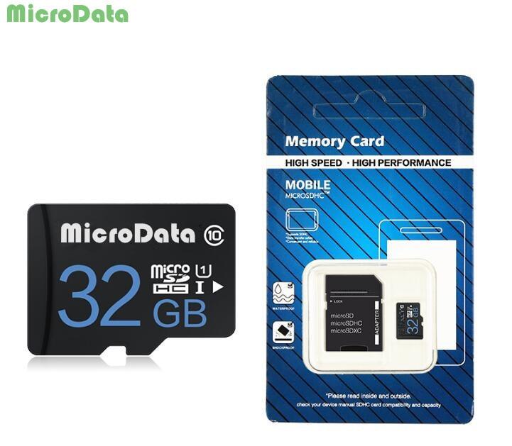HOT Memory Card 128GB 64GB 32GB 16GB 8GB SDHC/SDXC UHS-I read speeds 30/S SD card TF Card For SLR camera
