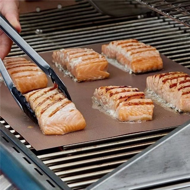 Non-stick-BBQ-Grill-Mat-Non-stick-Surface-BBQ-Grill-Mat-Barbecue-Baking-Liners-Reusable-Teflon
