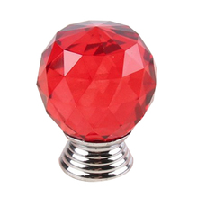 Buy red glass door knob and get free shipping on AliExpress.com
