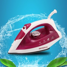 220V Wireless Adjustable Soldering Iron Electric Steam Iron Clothes Steamer Mechanical Timer Control Ceramic Ferro