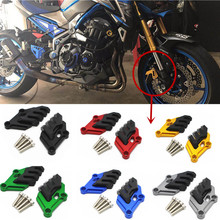 Cheap price For Kawasaki Z900 2017 Motorcycle Accessories The Front Brake Caliper Protector For Kawasaki Z 900