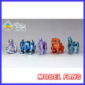 MODEL FANS YellowBlue93 Saint Seiya Myth Cloth unicorn/Ursa Major/Leo Minor/Hydrus/Lupus cloth form Electroplating Ver. Set