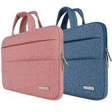 Фотография Men Felt Portable handbag Laptop case/Sleeve pro 13 air 11 13 retina 13 protector for apple mac macbook notebook bag