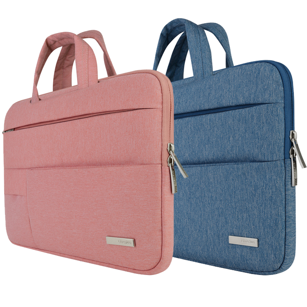 Portable handbag Men Felt Laptop case/Sleeve pro 13 air 11 13 retina 13 protector for apple mac macbook notebook bag