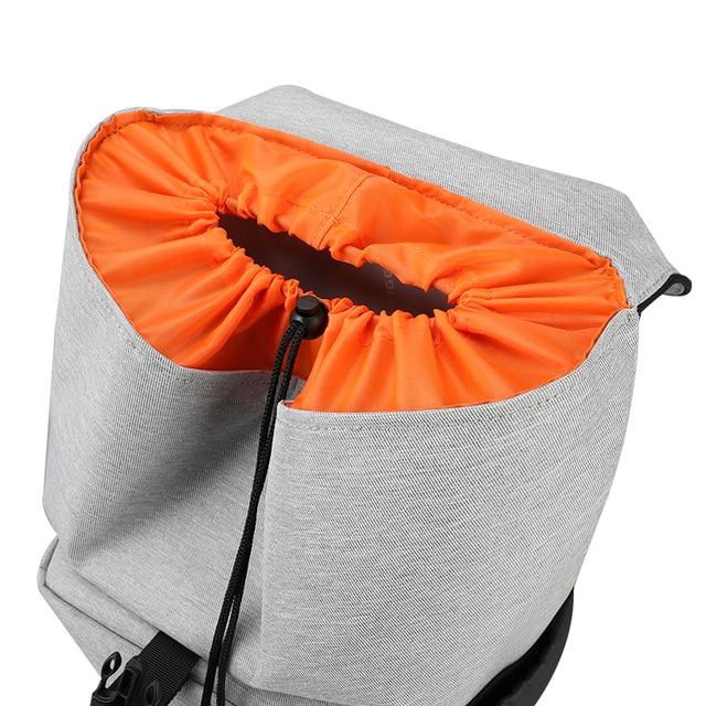 Tigernu 2019 Casual High Quality Men Backpacks Travel Bags Fashion Multifunction Waterproof School Backpacks For Teenager Sport 4