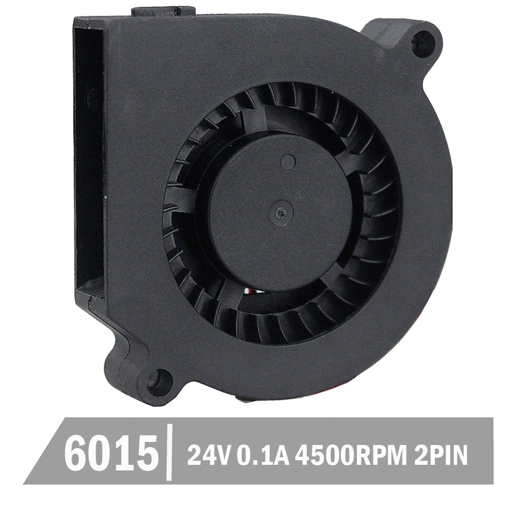 6cm 60mm x 15mm Blower Fan 12V Brushless DC Centrifugal Cooling cooler fan 2pin