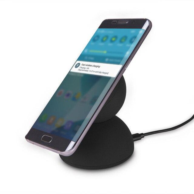 Универсальный Быстрый Беспроводной Зарядное Устройство, Китай Быстрый Беспроводной Зарядки Колыбель FC80 10 Вт для Samsung Galaxy S6 Edge Plus/Note5/S7/S7 края