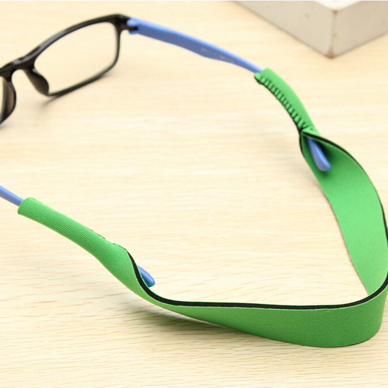 40.8cm Spectacle Glasses Anti Slip Strap Stretchy Neck Cord Outdoor Sports Eyeglasses String Sunglass Rope Band Holder