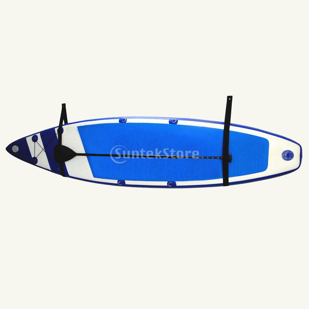 unidades stand up paddle board sup tabla de surf percha garaje estante de la