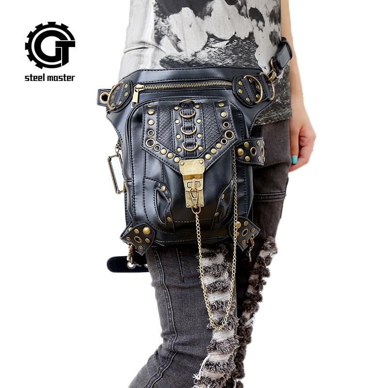 bolsa da cintura steampunk exclusivo Formato : Mochilas