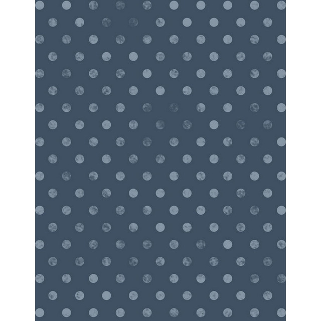 TR Polka Dots Navy Blue White Dots Art Fabric Photography Background ...