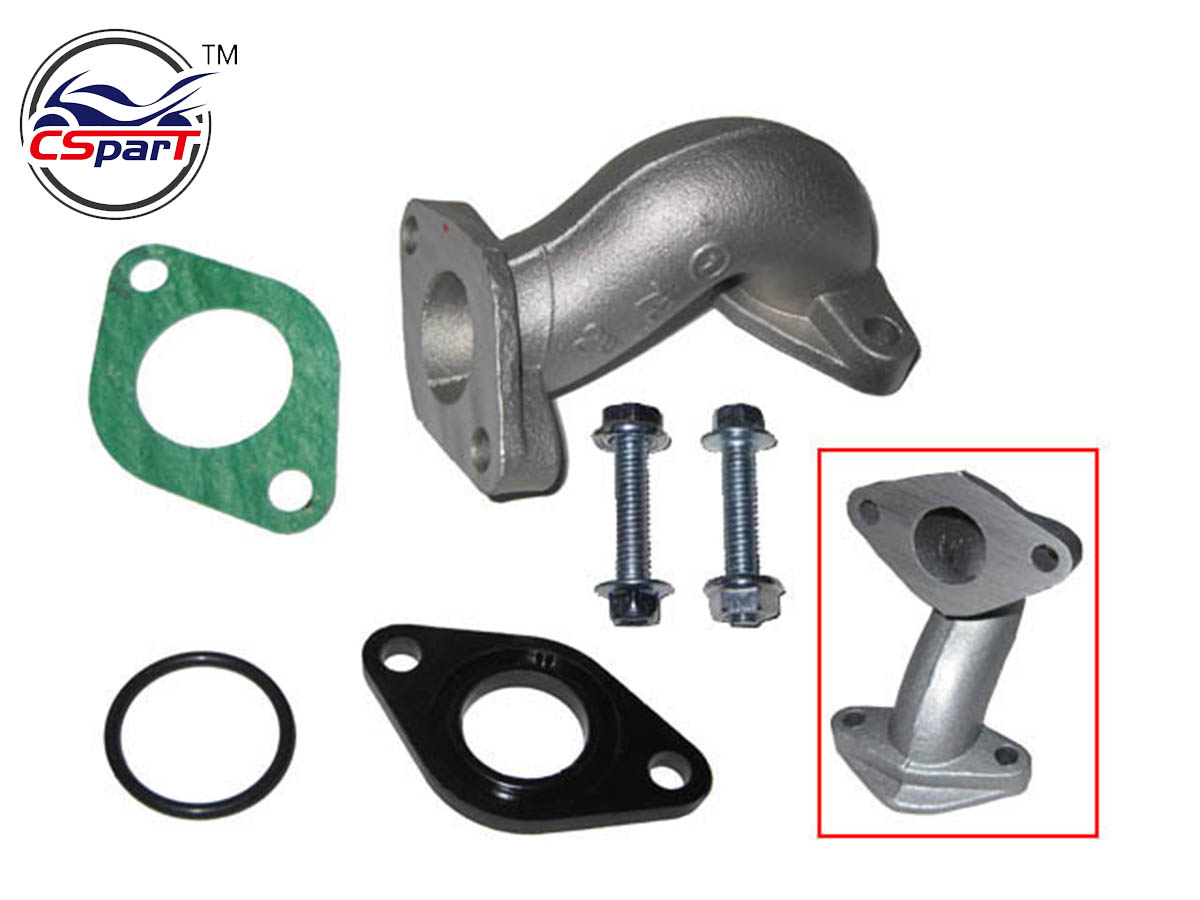 Atv Parts & Accessories Back To Search Resultsautomobiles & Motorcycles Intelligent Kazuma Meerkat Falcon 50cc 110cc Intake Manifold Atv Stkmotor Spare Parts