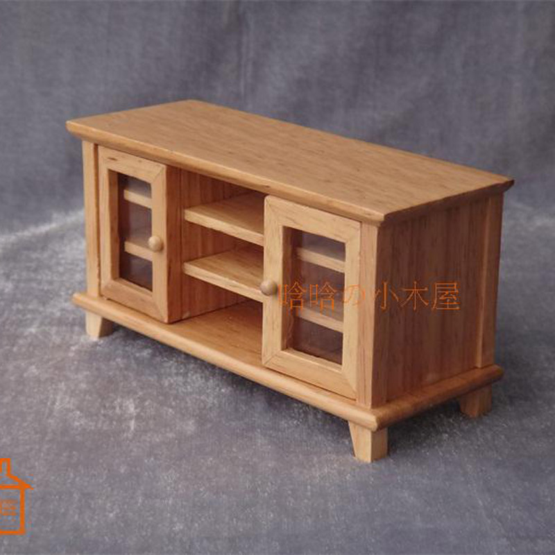 Aliexpress.com : Buy 1:12 dollhouse diy cabin mini furniture model ...