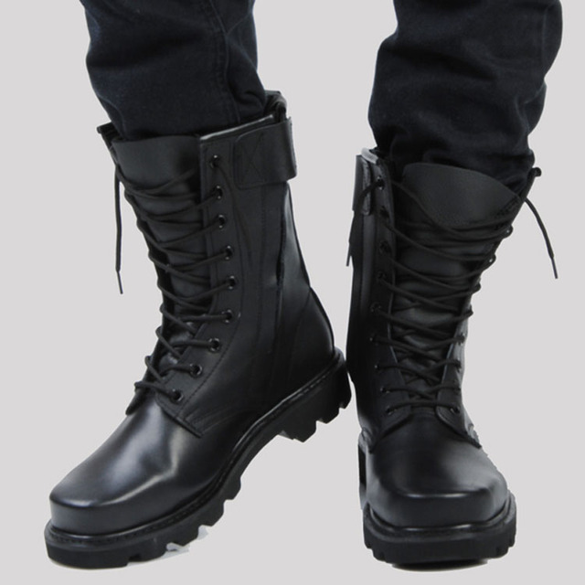 Aliexpress.com : Buy Free shipping Boots male combat boots outdoor ...
