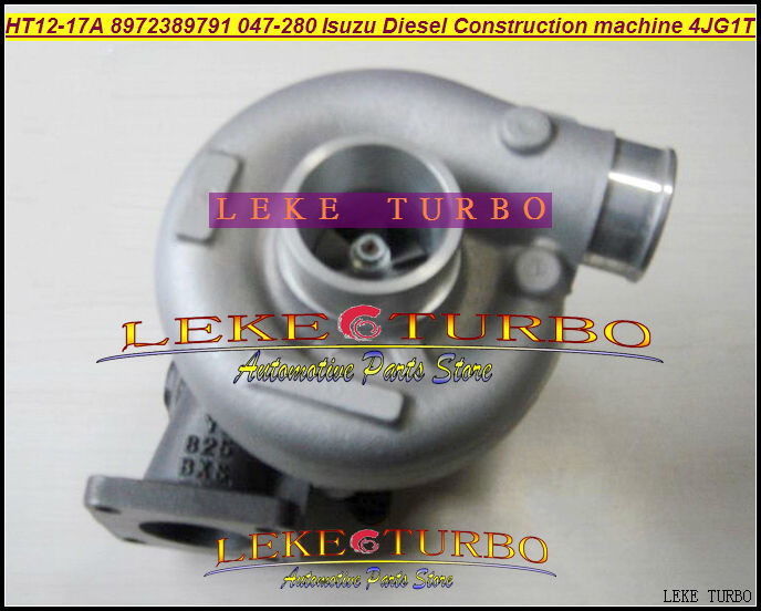 HT12-17 HT12-17A 047-278 8972389791 Turbo Turbine Turbocharger For ISUZU Construction Machine Forklift EET0007 4JG1T 4JG1 3.1L free ship turbo rhf5 8973737771 897373 7771 turbo turbine turbocharger for isuzu d max d max h warner 4ja1t 4ja1 t 4ja1 t engine