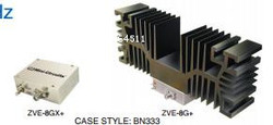[BELLA] minicircuitos ZVE-8GX + 2000-8000MHz RF amplificador de bajo ruido