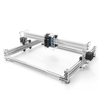 A3 Pro Mini Laser Gravur Maschine 5500 mw 500 mw 2500 mw 30X38 CM Arbeit Bereich Holz Router DIY Mini Laser Gravur Maschine DIY-in Holzfräsemaschinen aus Werkzeug bei