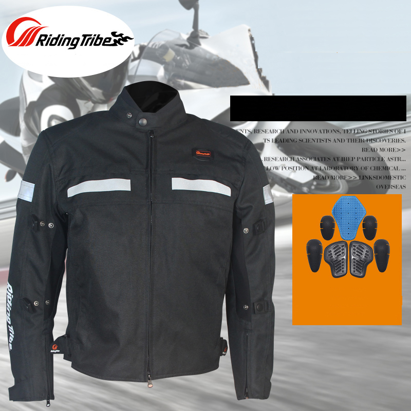 Riding Tribe Winter Warm Motorcycle Racing Jacket Clothes Waterproof Windproof Motorbike Motocross Motos Chaqueta Clothing rs taichi rsj285 motorcycle drymaster storm jacket racing clothes