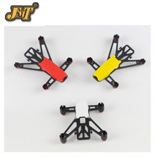 JMT Mini 4-axis DIY Micro Mini FPV Brushed RC Quadcopter Frame Kit(China)