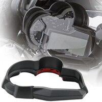 For BMW R1200GS Instrument Surround Visor Protect Guard Cover R 1200 GS Adventure 2013 2014 2015 2016 Black