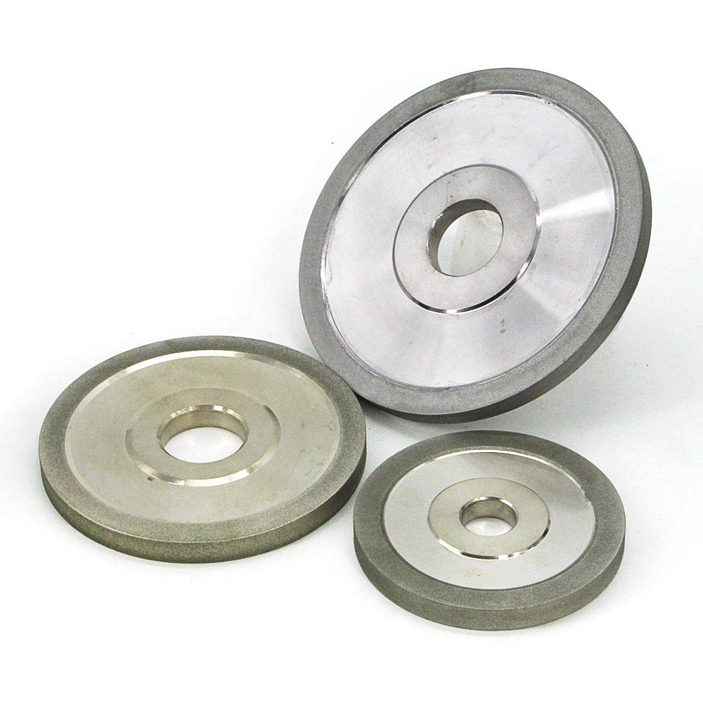 1 piece flat diamond coated abrasive wheel for tungsten carbide D150 hole 32mm grit 80~600# JGS020
