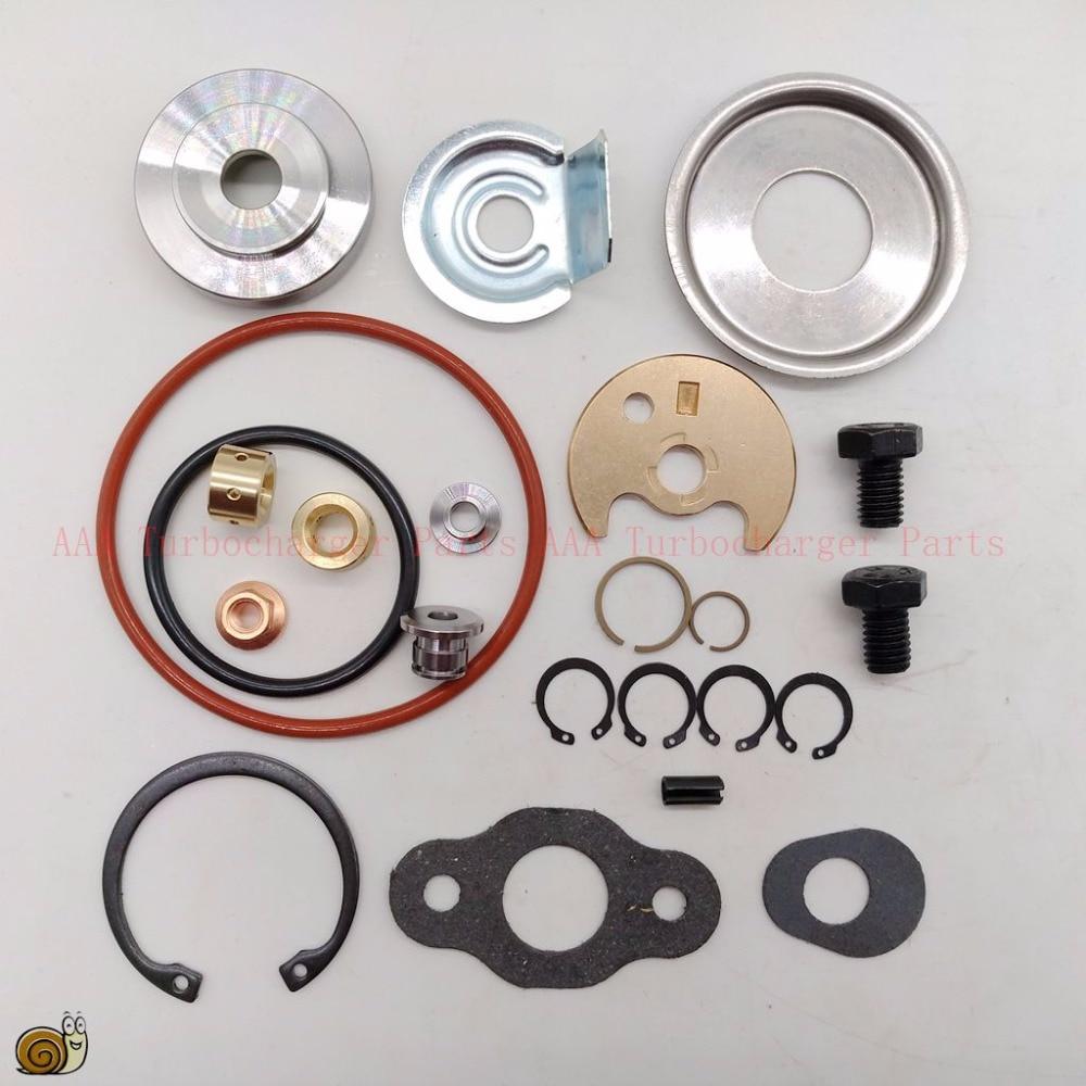 TF035 10 T 12 T 14 T Super joint Arrière plaque Turbocompresseur pièces De Réparation kits/Reconstruire kits fournisseur AAA turbocompresseur pièces