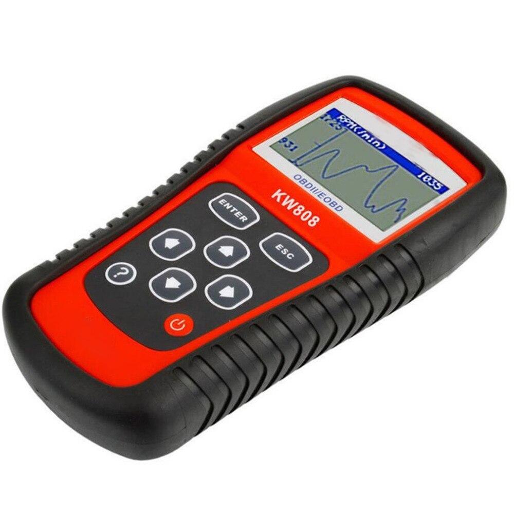 Car Diagnostic Tool Autel OBD Scan Tool OBD2 Scanner Code Reader Scanner KW808
