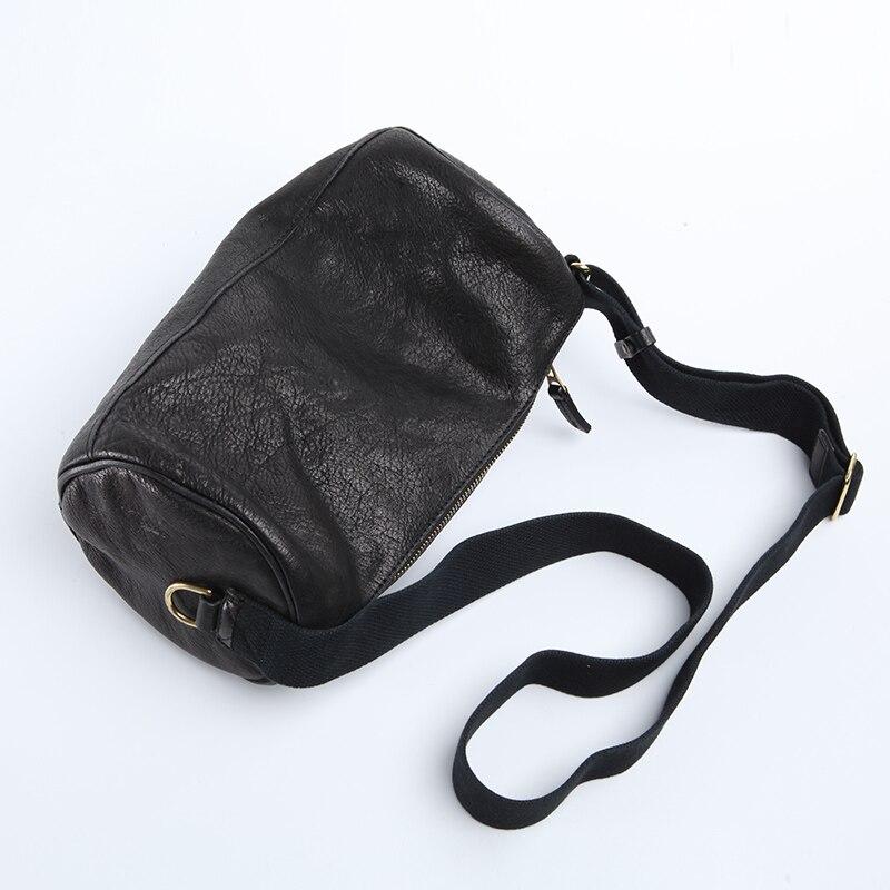 LANSPACE mens leather shoulder bag genuine leather small bag mens messenger bag LANSPACE mens leather shoulder bag genuine leather small bag mens messenger bag
