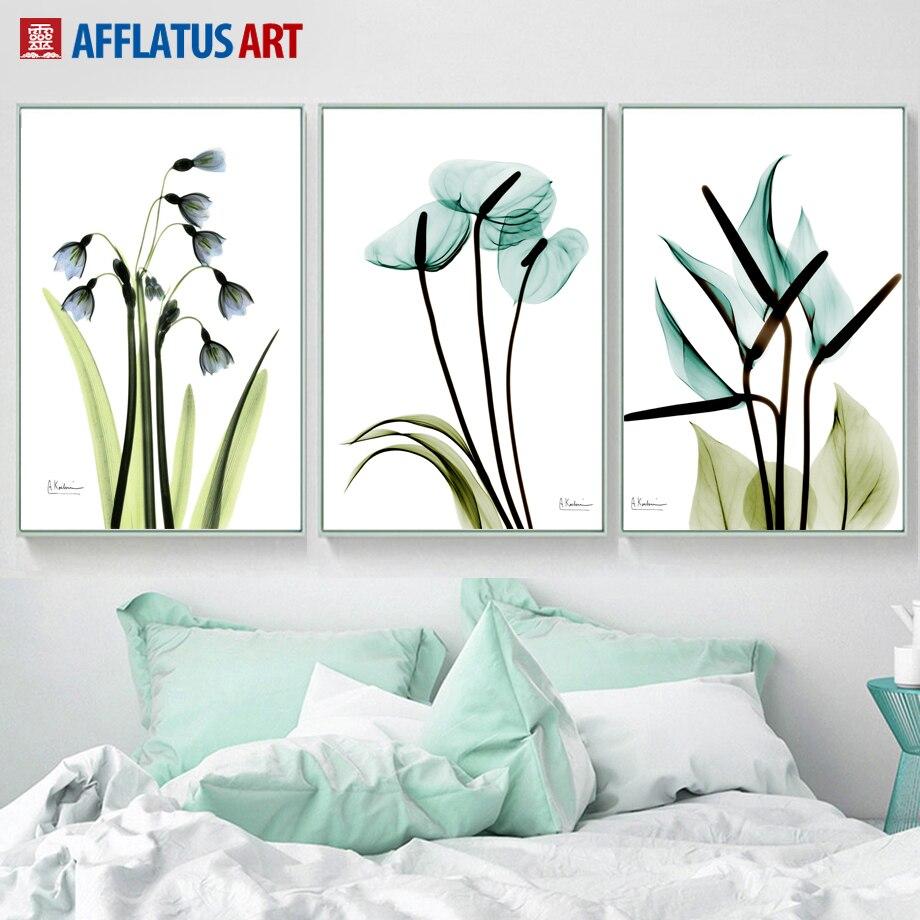 웃 유AFFLATUS Calla Classical Canvas Painting Wall Art Posters And ...