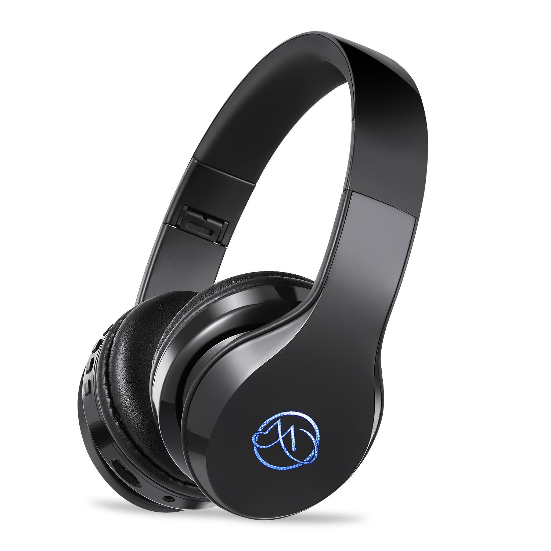 Bluetooth Headphones Wireless Fone Bluetooth Super Bass Stereo Headband Support TF Card FM For PC Aux Head Phone Set