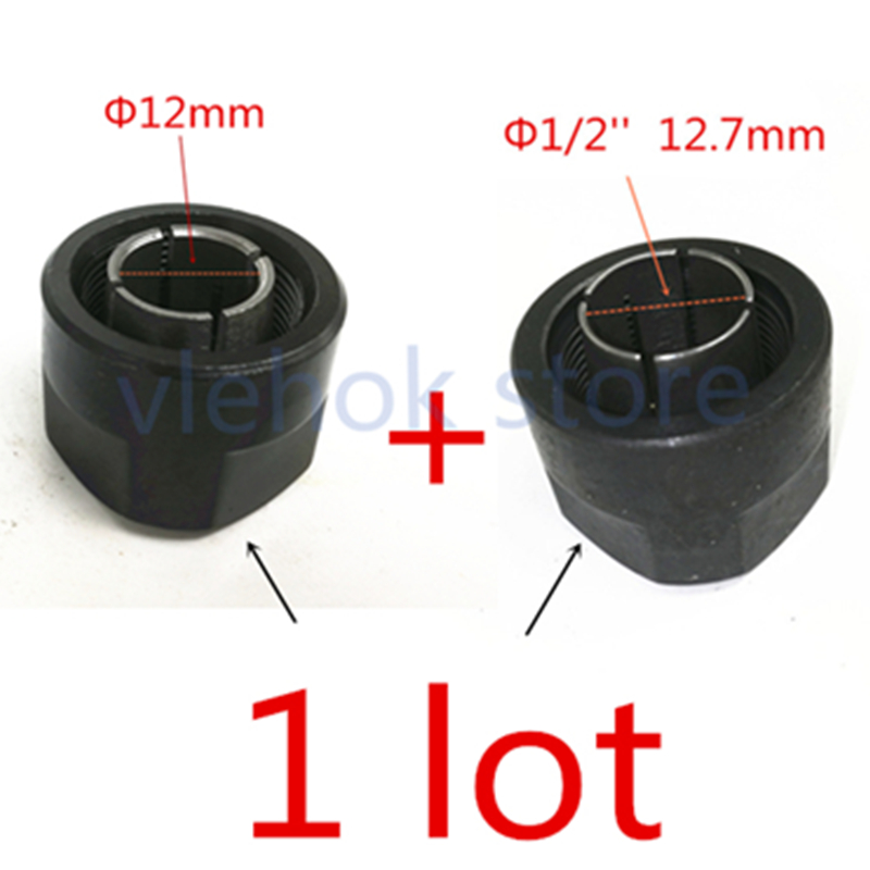 Collet Cone Relpace For RYOBI RIDGID R2200 Router R29302 Router 1/2