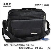 Neue mode Männer Umhängetaschen Handtasche Messenger Bags Crossbody Casual Gürtel Reisetaschen herren paket 3 art einfarbig schwarz