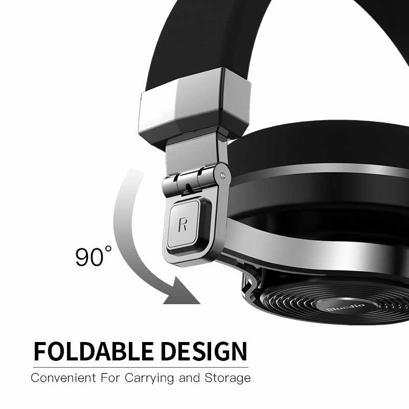 468c5eb7a80 ... Bluedio T3+plus Wireless Bluetooth Headphones/headband with Microphone/Micro  SD Card Slot ...
