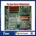 100% de trabajo de servidor placa madre para asus z8pe-d18 1366 mainboard probado completamente y calidad perfecta
