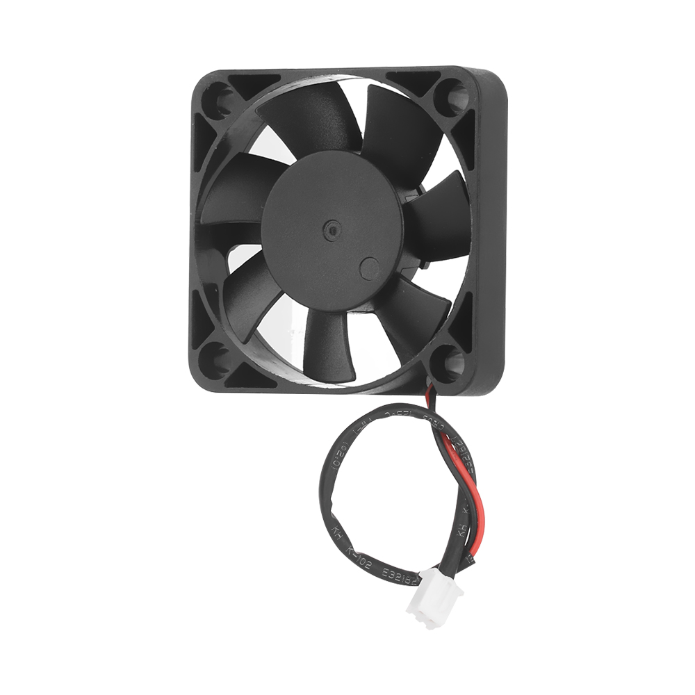 12V Black Mini Computer Fans Cooling Cooler DC Brushless Fan With PC 2-pin ~