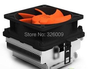 Вентилятор 80 мм, 8 см, для Intel LGA775 1150 1151 1155 1156, для AMD 754 939 AM2 AM3 FM1, кулер для процессора, PcCooler Q82