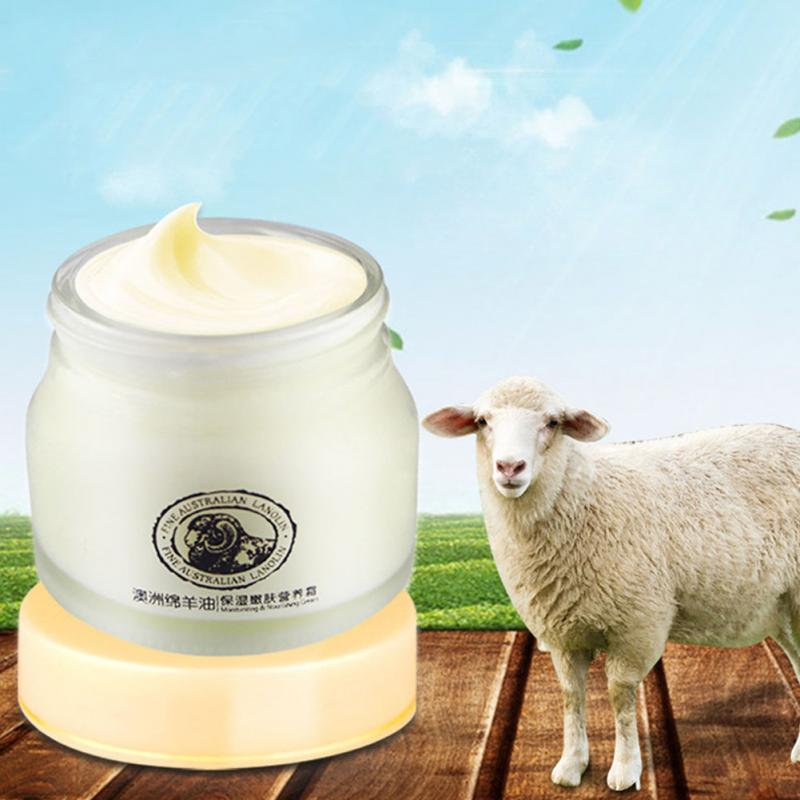 Australia Sheep Oil Lanolin Cream Whitening Anti-Aging Anti Wrinkle Moisturizing Nourish Creams Beauty Face Skin Care