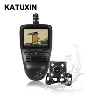 ADAS Wifi Car Dvr Hidden Dash cam NOVATEK App 2 Inch Screen Night Vision Recorder Car Camera Recorder KATUXIN RS801