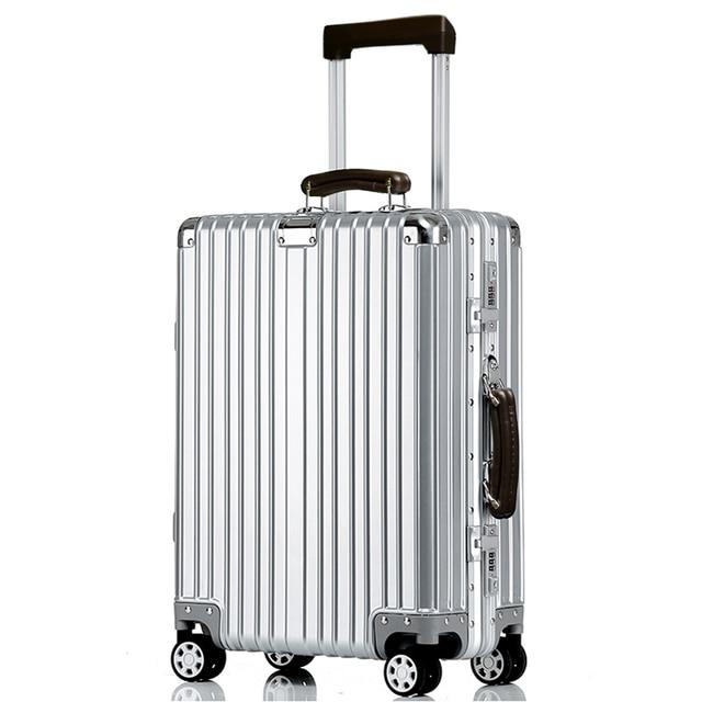 d3be6244fab4cf Kroeus Carry Case Suitcase TSA Lock Travel Business Trip Large Capacity  Classic 8 wheels Lightweight