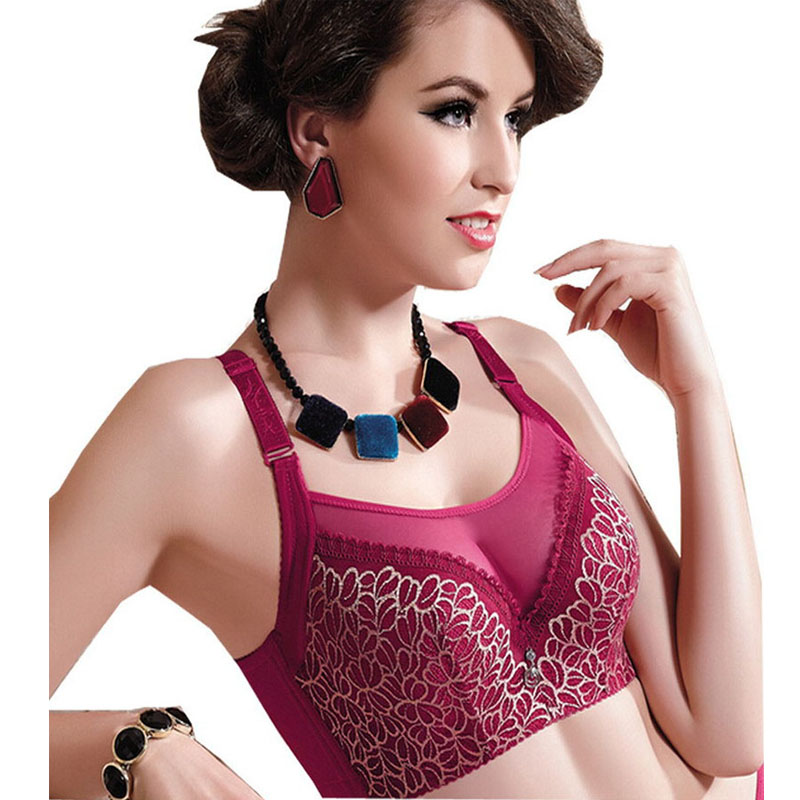 991a69156c873 Товар Women Sexy brassiere 80 85 90 95 100 C D big size Red Black ...
