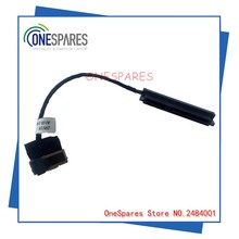 Original Laptop SATA hard disk drive interface For HP For Pavilion 14 14-N DD0JW6HD000 interface connector