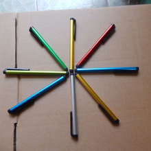 DROP SHIPPING 12pcs/lot Touch Screen Pen Stylus For Ipad Tablet,for iphone for Samsung tablet and  Mobile Phones