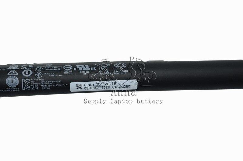 Image 4 - JIGU Original L14C3K31 battery for lenovo YOGA Tablet 2 YT2 1050F YT2 1051F L14d3k31 L14D2K31 batteria batterie AKKU 3.75V-in Laptop Batteries from Computer & Office