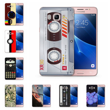 Case For Samsung Galaxy A3 A5 2016 2015 2017 prime J1 J3 J5 J7 TPU Colorful