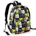 2017 bebé niños bolsos de escuela de la historieta encantadora niños mochilas mochila satchel kindergarten little kids boy mochila para los niños de edad 3-5