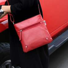 Womens Bags Retro Leather Shoulder For Female  Messenger Ladies Soft Crossbody Handbags