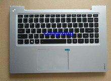 Verwendet Original laptop UNS Tastatur Abdeckung PalmresUpper Shell/Deckel Für Lenovo IdeaPad U430P U430 C abdeckung w/Touchpad