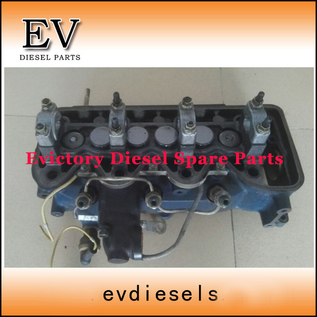 US $1100 0 |Aliexpress com : Buy In stock For Isuzu engine repair 3KR1  cylinder head assy used genuine type from Reliable Pistons, Rings, Rods &  Parts