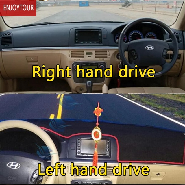 dashmats car styling accessories dashboard cover for Hyundai Sonata